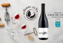 """Photo de Nouveauté La Cave de Lugny """"Sans Sulfites"""" : Zéro, Collection Un Homme Un Vin"""