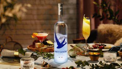 """Photo de Grey Goose® Vodka présente son """"Édition Limitée"""" qui illuminera votre table de fin d'année"""
