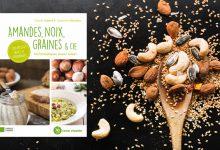 """Photo de """"Amandes, noix, graines & Cie"""" de Claude Aubert & Geneviève Maubon aux Éditions Terre vivante"""