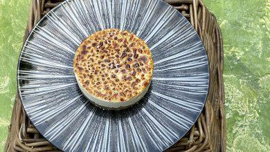 Photo de Cheesecake cuit à la Ricotta