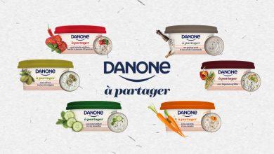 """Photo de Danone """"s'invite à l'Apéro"""" avec 6 nouvelles recettes apéritives à partager !"""