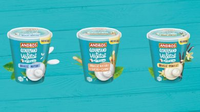 "Photo de Andros® ""Gourmand & Végétal"" en version Grands Pots !"