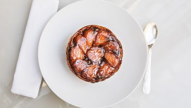 Photo de La Tarte Tatin à la pomme Pink Lady®