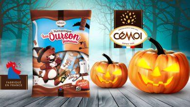 """Photo de L'Authentique """"Petit Ourson Guimauve"""" CÉMOI se déguise pour Halloween !"""