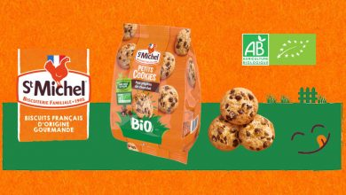 """Photo de Les """"Petits Cookies"""" Bio St Michel, la nouveauté à partager !"""