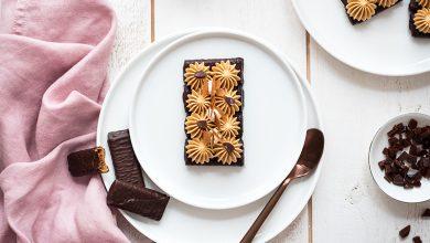 Photo de Tartelettes Crêpes Dentelle Gavottes® chocolat noir & crémeux caramel beurre salé
