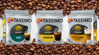 """Photo de Columbus Café & Co et TASSIMO® s'associent pour proposer une expérience inédite de """"Coffee Shop"""" à la maison"""