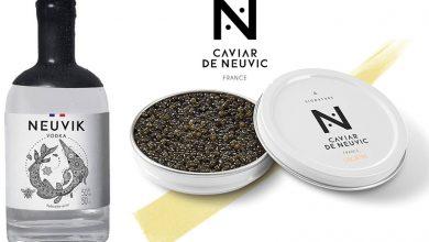 """Photo de Caviar de Neuvic lance la vodka """"Neuvik"""""""