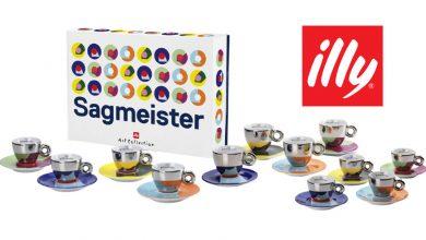 """Photo de illy Caffè lance la nouvelle illy """"Art Collection"""" signée par Stefan Sagmeister"""