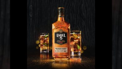 """Photo de Label 5 """"Bourbon Barrel"""" pour les fêtes de fin d'année"""
