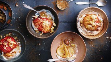 Photo de Pommes au four Hasselback