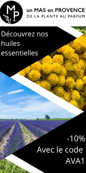 un MAS en PROVENCE, producteur et distillateur d'huiles essentielles bio