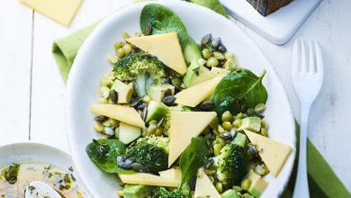 Photo de Salade toute verte à L'Appenzeller® Extra