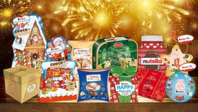 Photo de Il était une fois… un Noël très gourmand avec les nouveautés Ferrero !