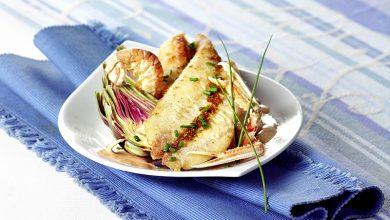 Photo de Filet de dorade et langoustines au cidre