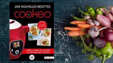 Photo de 200 nouvelles recettes au cookeo