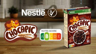 Photo de CHOCAPIC® de Nestlé® rénove sa recette et obtient un Nutri-Score B !