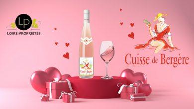 Photo de Cuisse de Bergère, le rosé de tous les désirs !