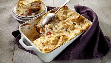 Photo de Lasagnes au thon et à la ricotta