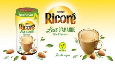 Photo de Ricoré® lance sa première recette végétale au lait d'amande