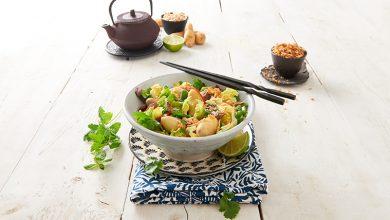 Photo de Salade de Ratte du Touquet au bœuf à la vietnamienne