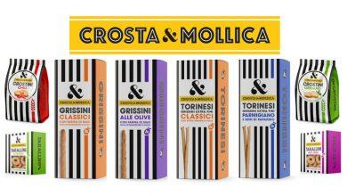 Photo de Une sélection des meilleurs produits apéritifs italiens Crosta & Mollica