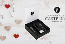 Photo de Une Saint-Valentin toute en tendresse et volupté avec le Champagne CASTELNAU