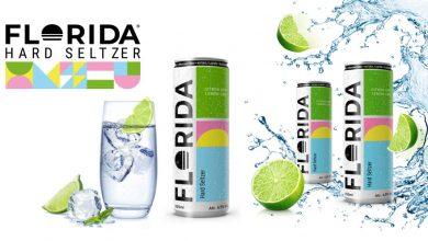 Photo de FLORIDA® Hard Seltzer, l'eau pétillante alcoolisée américaine débarque en France
