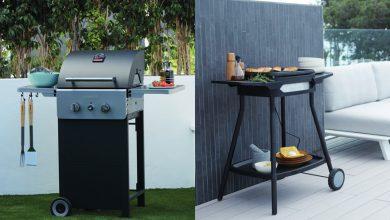 Photo de barbecook®, les petits espaces ont aussi droit à leur barbecue !