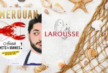 Photo de Accords Mets & vannes ! Par Merouan Bounekraf aux Éditions Larousse