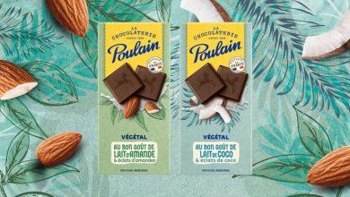"""Photo de Les tablettes Poulain au """"Lait Végétal"""", une nouvelle expérience de dégustation !"""