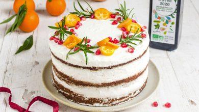 Photo de Gâteau à l'orange et à l'huile d'olive