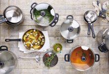 Photo de La cuisson vapeur avec BEKA