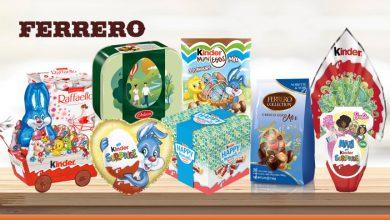 Photo de Ferrero présente ces nouveautés gourmandes à déguster pour Pâques … mais pas que !