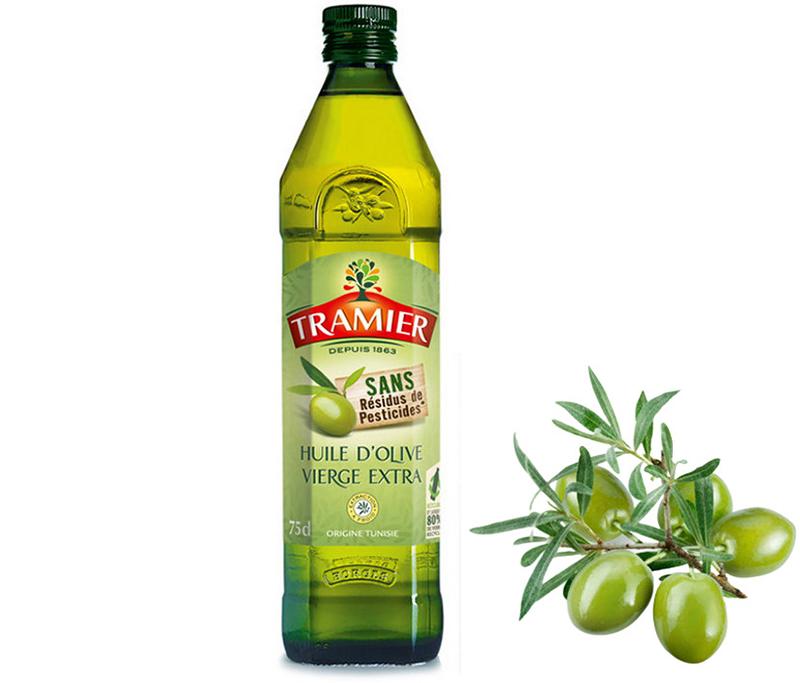 Huile d'Olive Tramier Sans Pesticides
