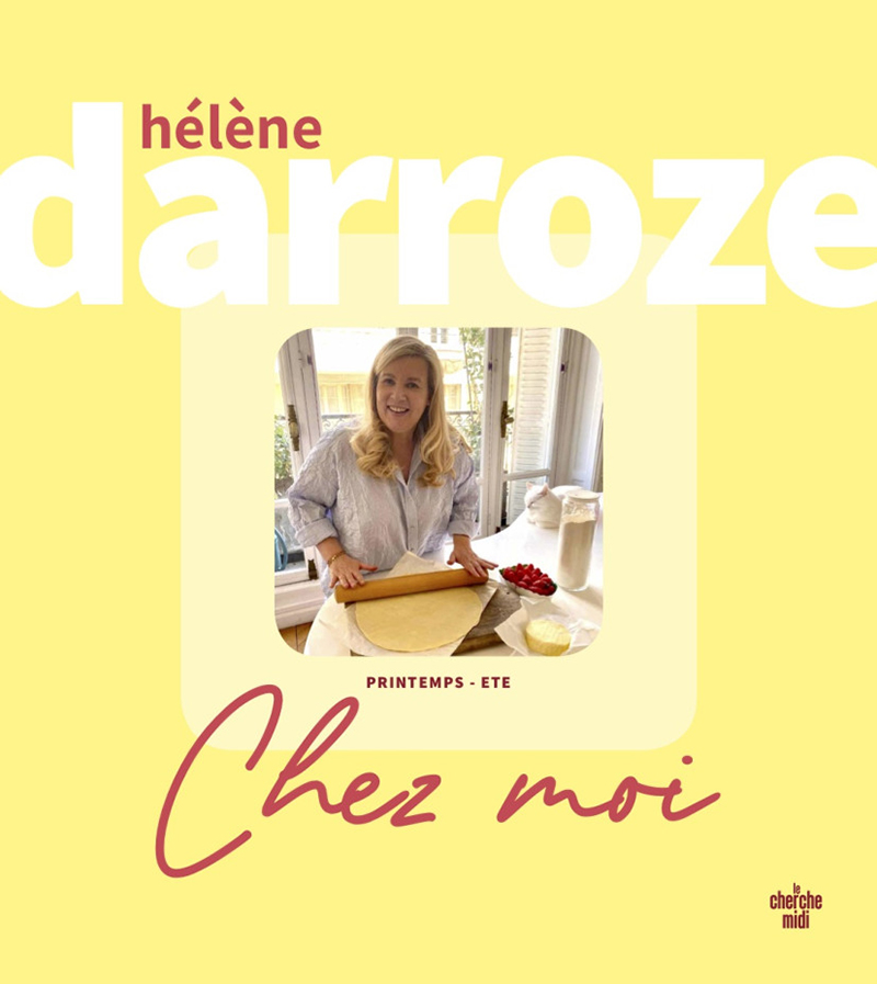 """""""Chez moi"""" Printemps-Été, par Hélène Darroze"""