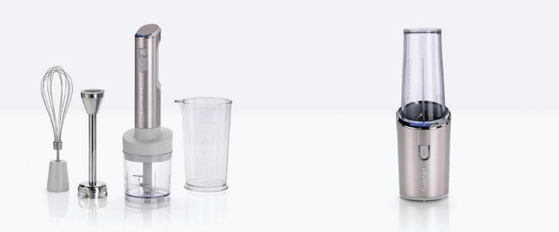 Mixeur Plongeant - Blender Portable Sans Fil