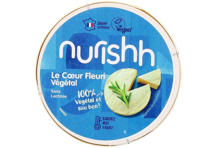 Nurishh Le cœur fleuri Végétal