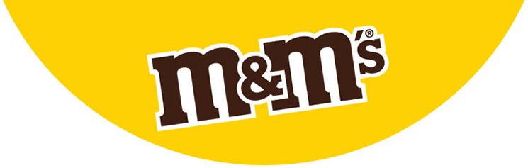 M&M's crème glacée