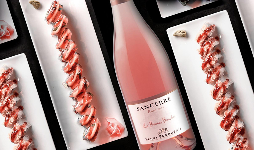 « Les Bonnes Bouches » 2020 Sancerre Rosé