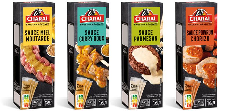 Charal Sauces Créatives