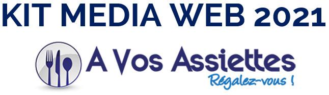 A Vos Assiettes KIT MEDIA WEB 2021