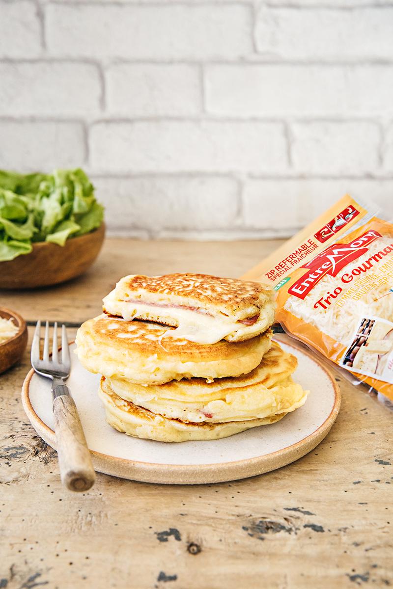 Pancakes salés Trio Gourmand Entremont