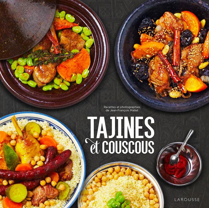 Éditions Larousse Tajines et couscous