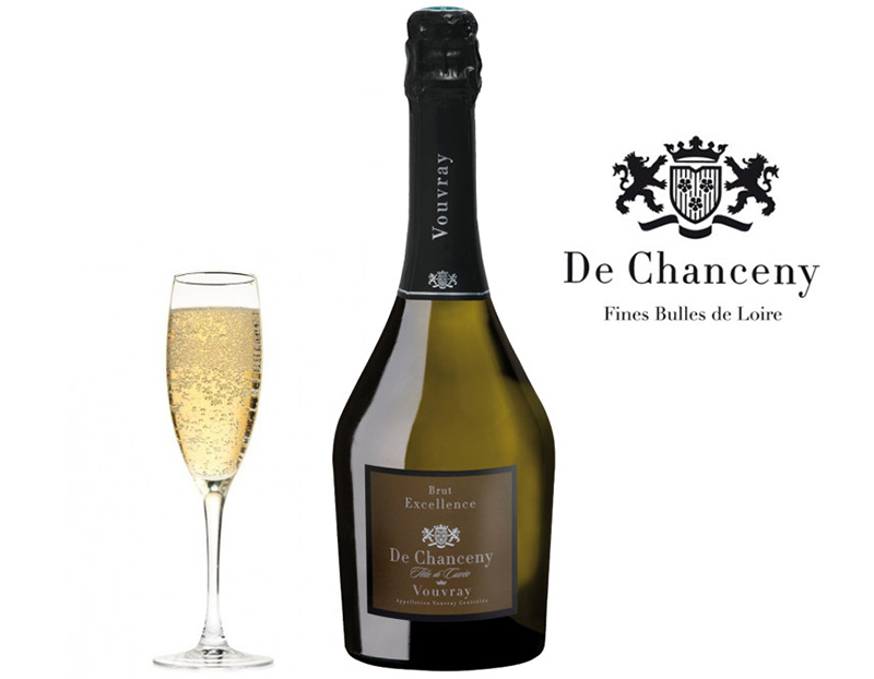 « De Chanceny » Vouvray Brut Excellence