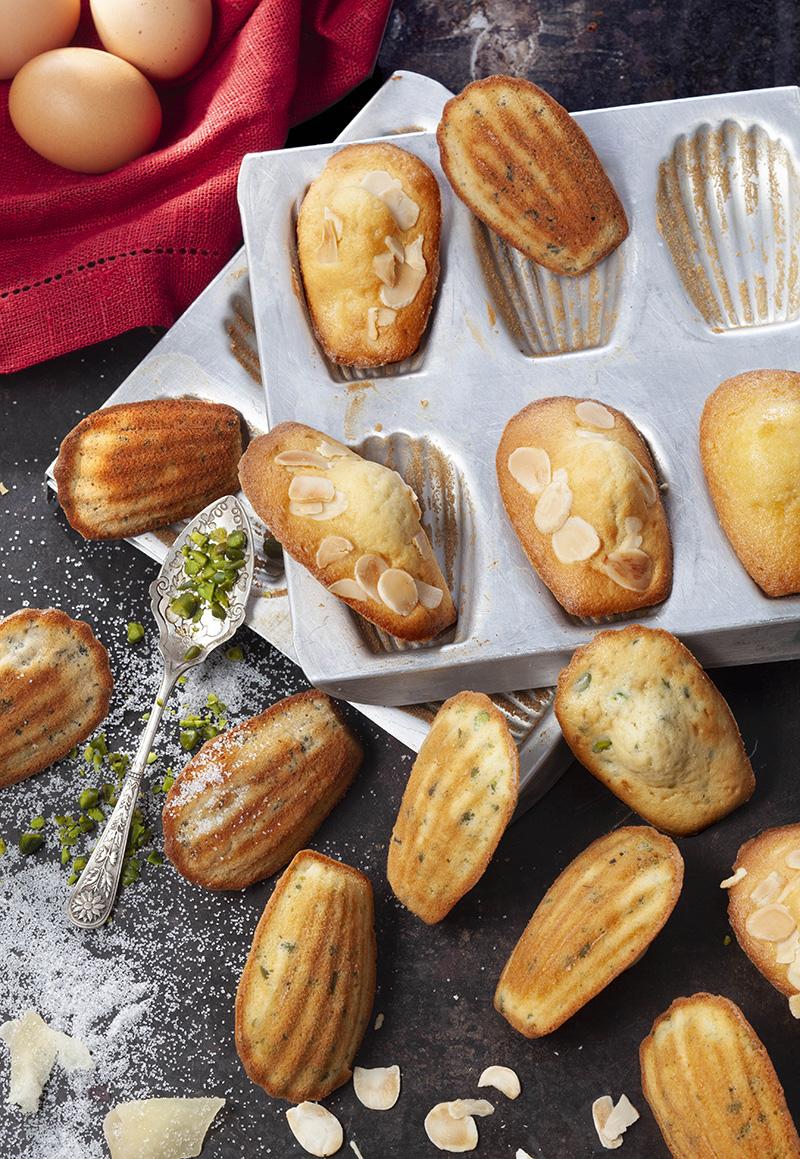 3 recettes faciles de madeleines