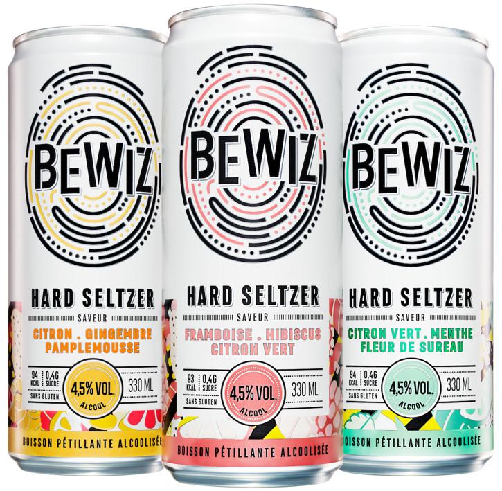 Bewiz Hard Seltzer