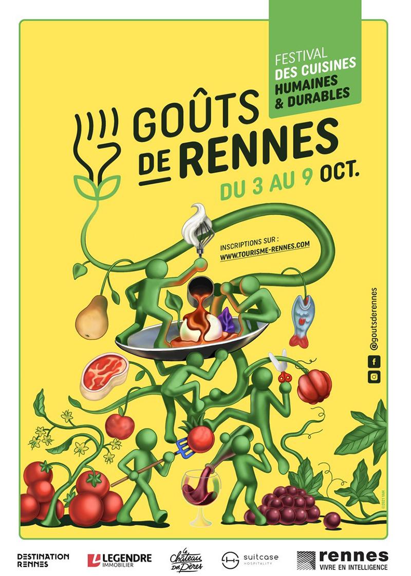 Goût de Rennes Festival