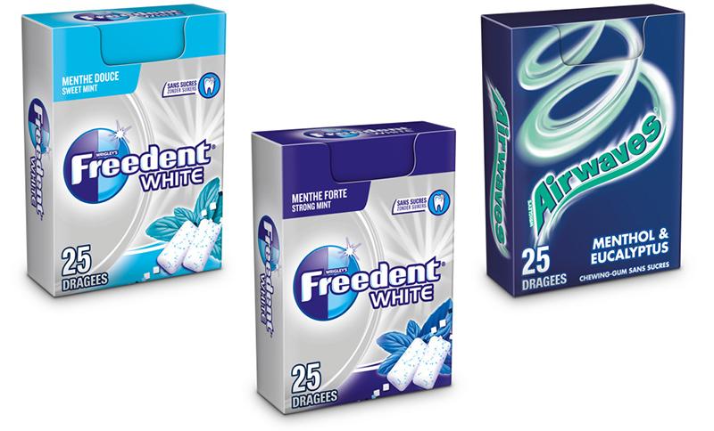 Freedent White
