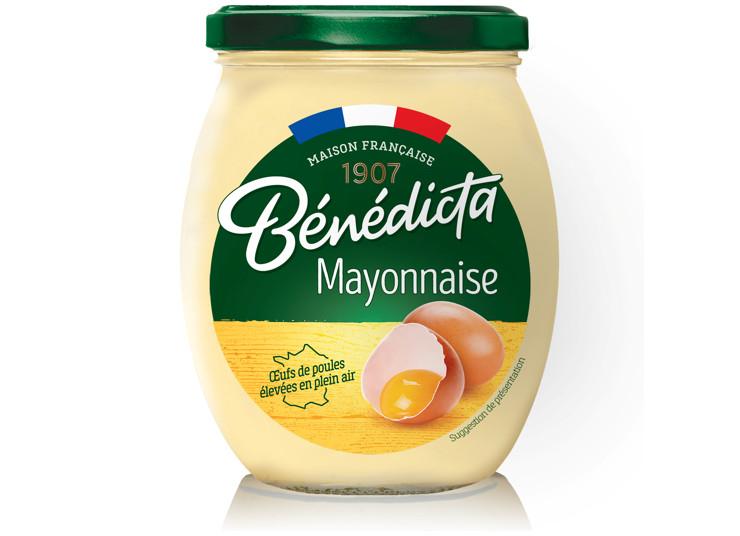 Bénédicta Mayonnaise nature